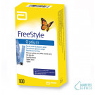 Freestyle Optium c/ 100 tiras (antigo Optium Xceed)