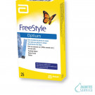 Freestyle Optium c/ 25 tiras (antigo Optium Xceed)