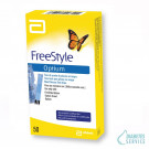 Freestyle Optium c/ 50 tiras (antigo Optium Xceed