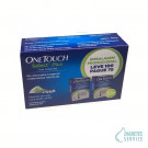 One Touch Select Plus Leve 100 pague 75 tiras (Grátis 20 lancetas)